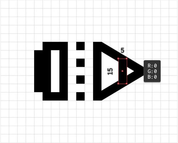 北京平面设计培训 ai制作铅笔风格艺术字