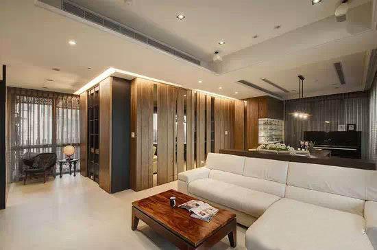 北京室内设计培训 冷色公寓装修