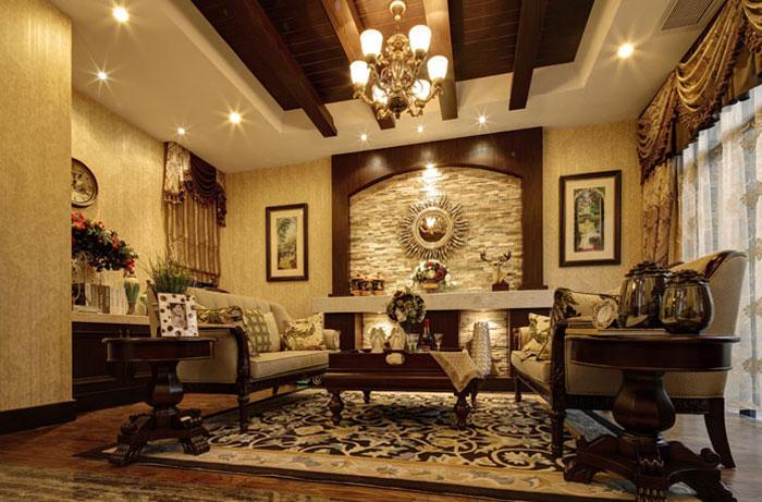北京室内设计培训 现代美式家具的五个特点